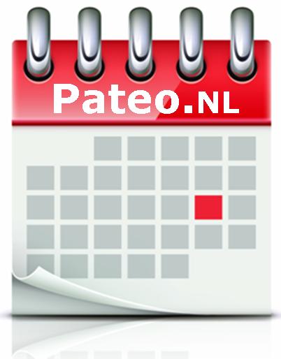 Agenda of Pateo.nl
