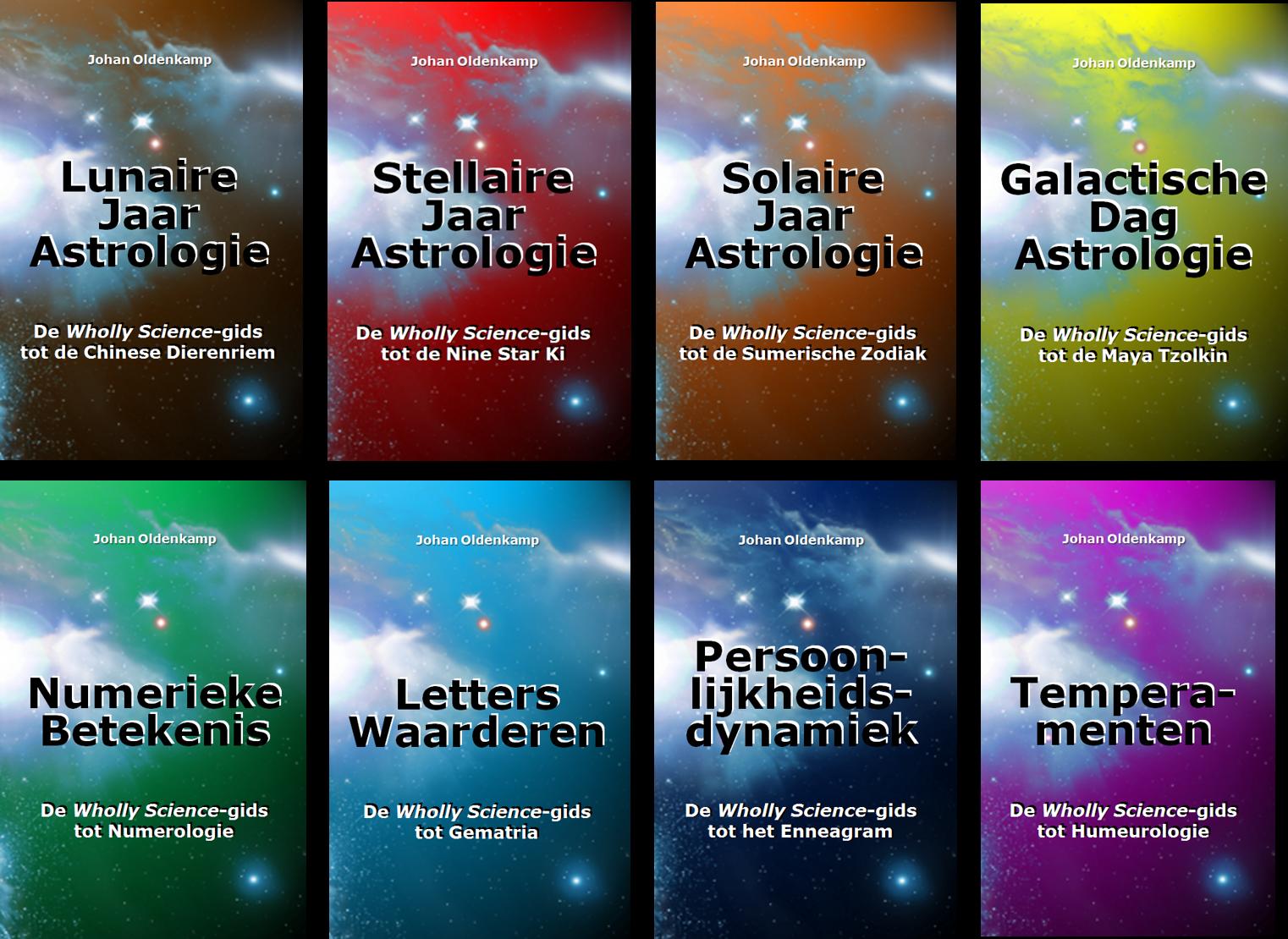 Pateo's zelfkennisboekenreeks