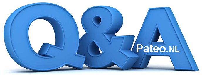 Pateo's Vragen & Antwoorden