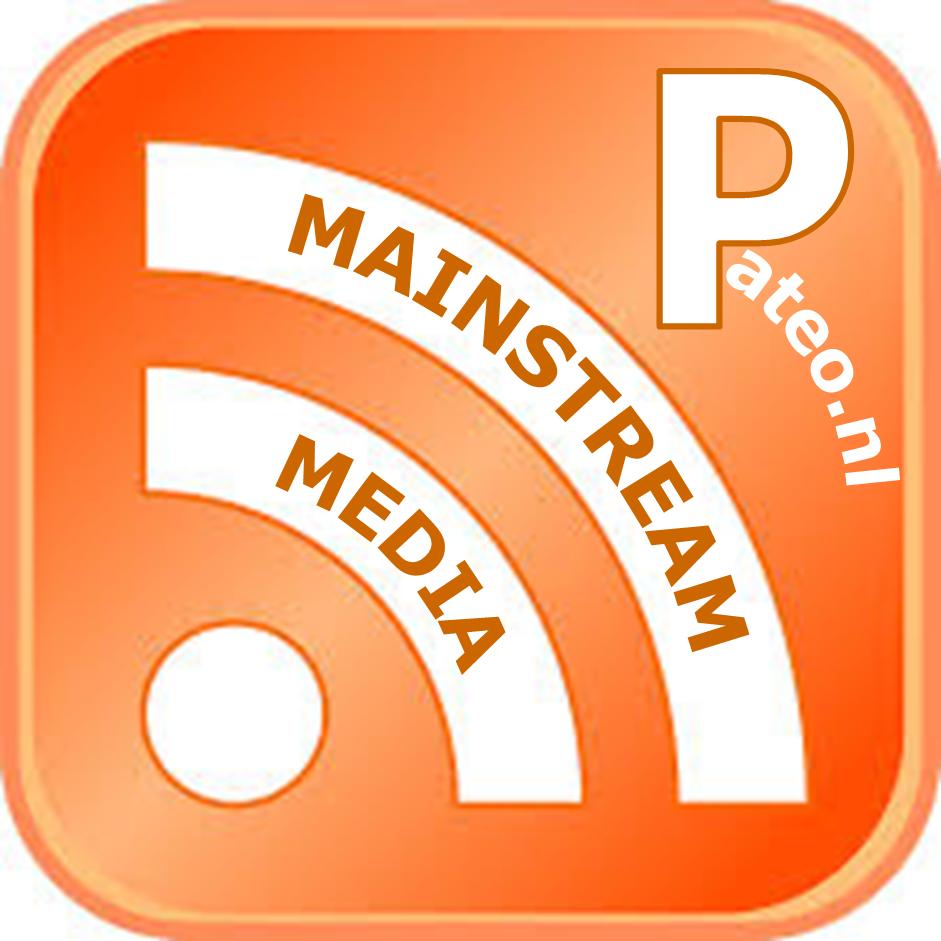 Mainstream media-nieuwsfeeds vanaf Pateo.nl