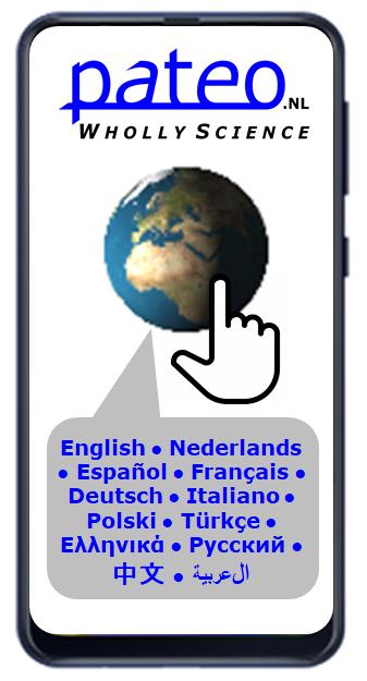 Select Language on Phone